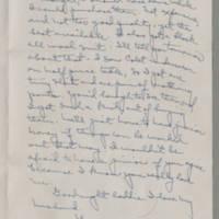 1943-01-13 Laura Davis to Lloyd Davis Page 6