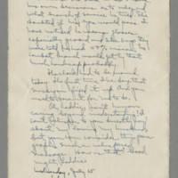 1942-07-13 -- 1942-07-15 Laura Davis to Lloyd Davis Page 7