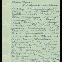 1946-04-14 Evelyn Burton to Vera Steinbeck Page 1