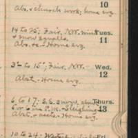 1921-01-09 -- 1921-01-15
