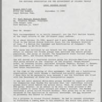 1995-09-12 Billy Joe Armento to Ms. Virginia Harper Page 1