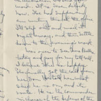 1942-02-13 Laura Davis to Lloyd Davis Page 2