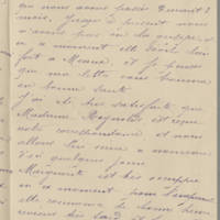 1918-10-31 Letter from J. Plocque Page 3