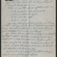 1945-02-19 Robert Clark to Dave Elder