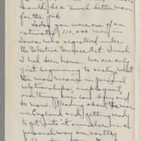 1942-02-16 Laura Davis to Lloyd Davis Page 3