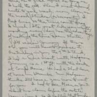 1944-02-18 Laura Davis to Lloyd Davis Page 2