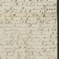 1861-12-18 Charles A. Gates to Mr. & Mrs. Arad Gates Page 3