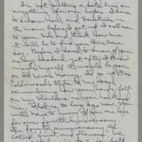 1945-07-25 Laura Davis to Lloyd Davis Page 3