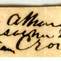 Clinton Mellen Jones, egg card # 786