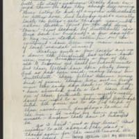 1945-02-10 Harold Wolf to Dave Elder Page 1