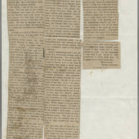 "1918-02-06 Clipping: """"Letters From Our Soldiers"""" by Conger Reynolds"