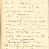1864-10-30 -- 1864-11-01