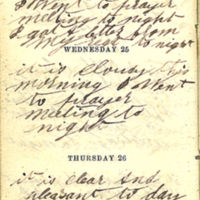 1863-11-24 -- 1863-11-26