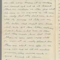 1942-08-23 Lloyd Davis to Laura Davis Page 2