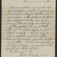 1918-03-31 Thomas Messenger to Mr. & Mrs. N.H. Messenger Page 3