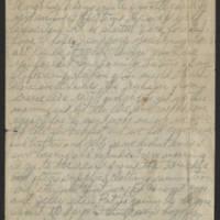 1918-04-25 Harvey Wertz to Mrs. L.A. Wertz Page 2