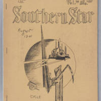 Southern Star, v. 1, issue 3, August 1941