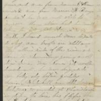1863-06-11 Charles A. Gates to Mr. Arad Gates Page 2
