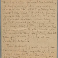 1919-11-12 Daphne Reynolds to Mary Goodenough Page 2