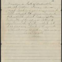 1918-09-30 Thomas Messenger to Mr. & Mrs. N.H. Messenger Page 5