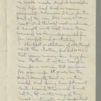 1942-10-23 Laura Davis to Lloyd Davis Page 2