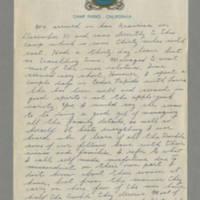 1944-02-25 Maurice Hutchison to Lloyd Davis Page 4