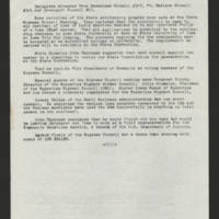 "1970-05-26 Newsletter: """"LULAC Glances"""" Page 6"