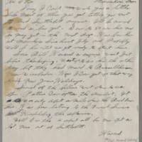 1945-12-23 M/Sgt. Howard Cookley to Dave Elder