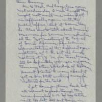 1942-09-09 Laura Davis to Lloyd Davis Page 2