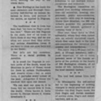 "1951-11-04 Des Moines Sunday Register Editorial ""Burlington's Human Relations Survey"""