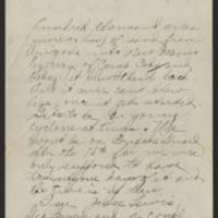 1918-03-14 Thomas Messenger to Mr. & Mrs. N.H. Messenger Page 2