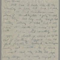 1946-01-25 Pfc. Robert J. Nicola to Dave Elder Page 1