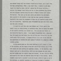 "1970-05-07 """"A Description of Events Which Occurred on or About The Pentacrest Area on May 7 and 8, 1970"""" Page 3"
