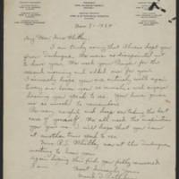 1934-11-08 Maud D. Rathbun to Mrs. Whitley