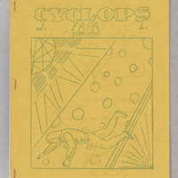 Cyclops, v. 1, issue 1, 1941