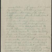1918-08-07 Thomas Messenger to Mrs. Ress Wade Page 3