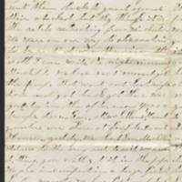 1862-03-10 Charles A. Gates to Arad Gates Page 2