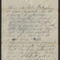 1918-03-06 Thomas Messenger to Vera Wade Page 6