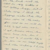 1942-09-14 Lloyd Davis to Laura Davis Page 2