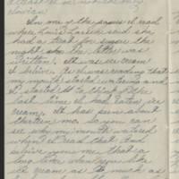 1945-04-30 Pfc. Eddie Prebyl to Dave Elder Page 2