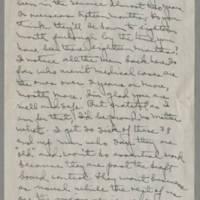 1944-05-30 Laura Davis to Lloyd Davis Page 4