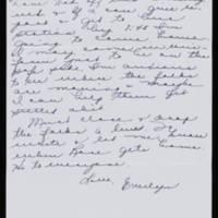 1946-02-07 Evelyn Burton to Vera Steinbeck Page 3