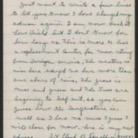 1945-03-14 Sgt. Lloyd B. Donaldson to Dave Elder