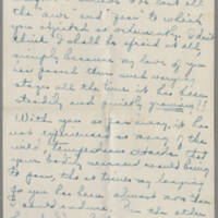 1918-10-03 Daphne Reynolds to Conger Reynolds Page 2
