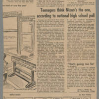 1968-11-02 Article: 'SDS Ignores Warnings, Holds Anti-Code Rally' Page 2