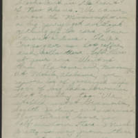 1918-08-31 Thomas Messenger to Mrs. N.H. Messenger Page 4