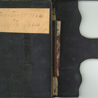 Jacob Harrison Allspaugh diary, January 1864-July 1864