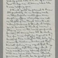 1943-07-27 Laura Davis to Lloyd Davis Page 4