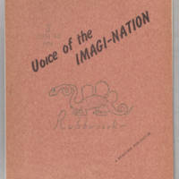 Voice of the Imagination (VOM), whole no. 7, June 1940
