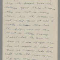 1942-09-18 Lloyd Davis to Laura Davis Page 3